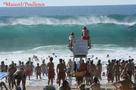 Des plages SANS surveillance en Aquitaine