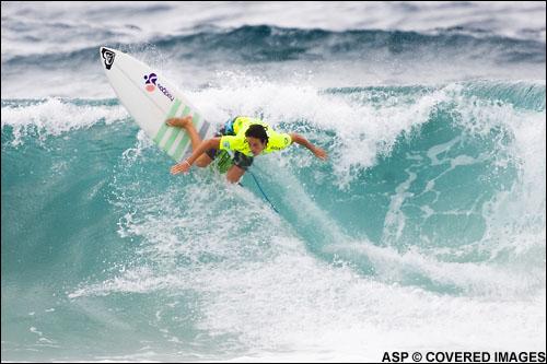 Une championne de surf raconte sa grossesse