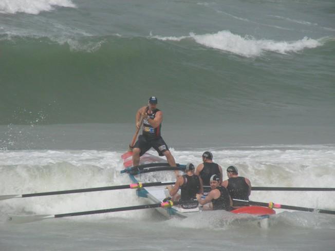 Le surf boat est-il un sport à risques ?