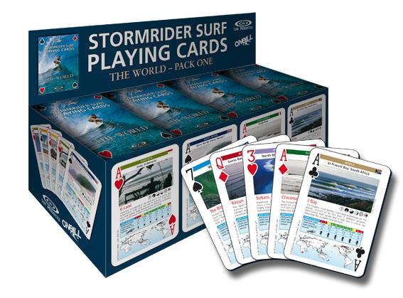 Jouez la carte Stormrider !