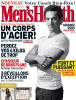 Surf Prévention dans Men's Health