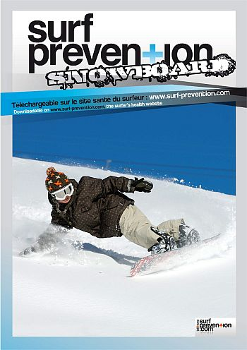 Surf Prevention Snowboard 2009