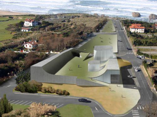 Que nous réserve la Cité du Surf à Biarritz ?