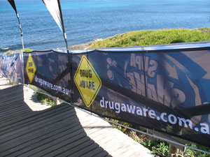 Photo Drug Aware.