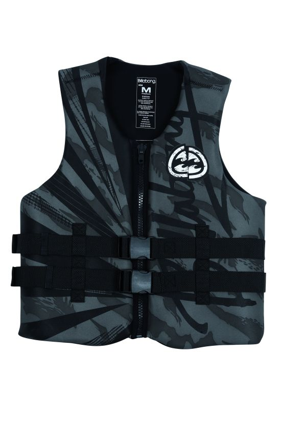 Gilets pour surfer : Impact vests Billabong 2009
