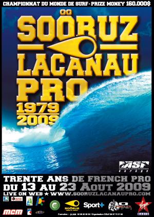 1979-2009 : 30 ans de LACANAU PRO !