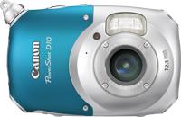 Appareil photo étanche : Canon PowerShot D10