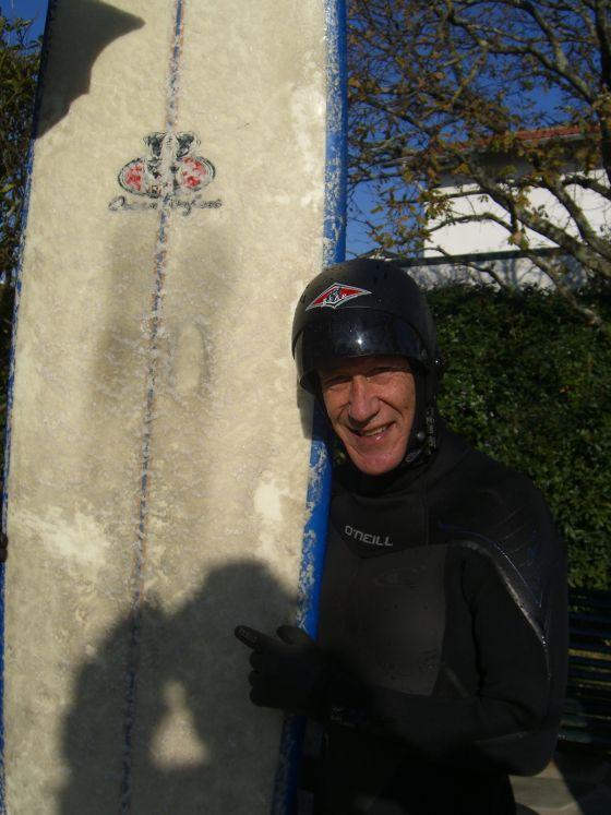 Joël De Rosnay : son avis sur le casque pour surfer