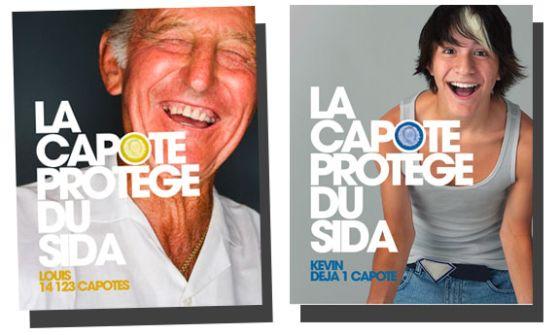 PREVENTION SIDA : TÊTU lance une campagne d'affichage