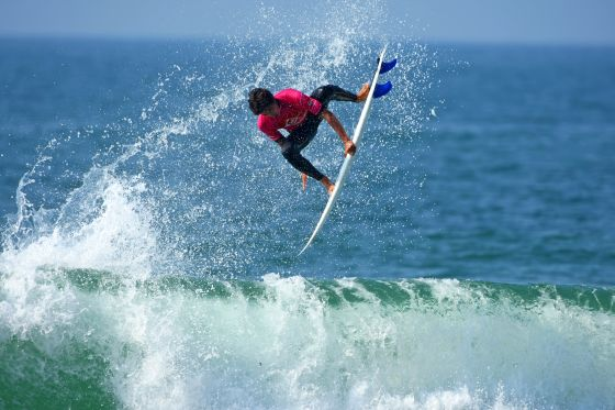 Gabriel Medina King of the Groms