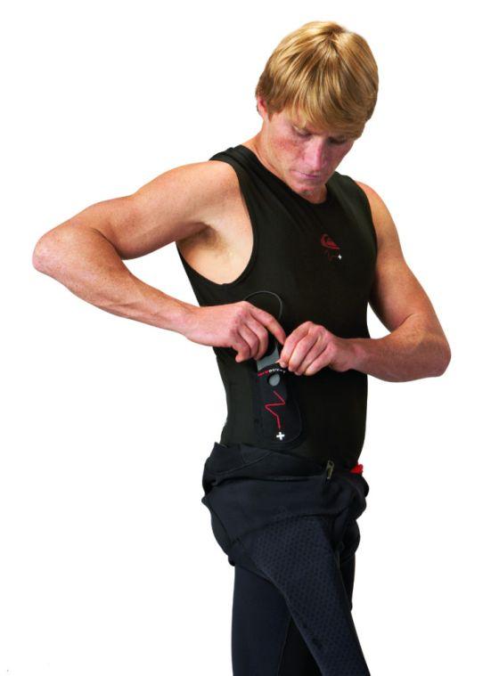 Quiksilver Cypher Vest : combi chauffante !