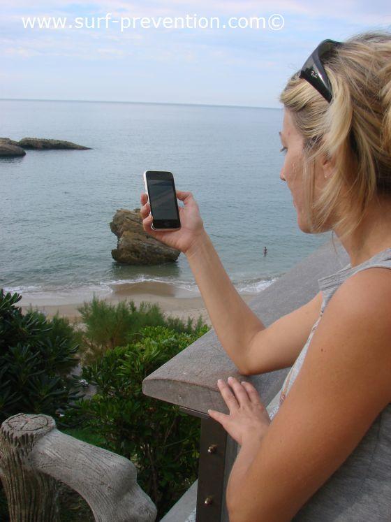 iPhone : les surfeurs l'ont adopté !