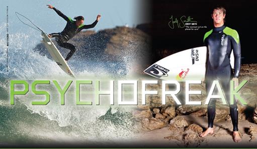 Combinaison de Surf : la Psychofreak de O'Neill