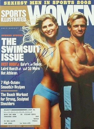 Laird Hamilton et Gabrielle Reece en couverture de Sports Illustrated Women