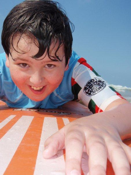 Des Vagues et des Enfants : du Surf pour les Enfants Autistes