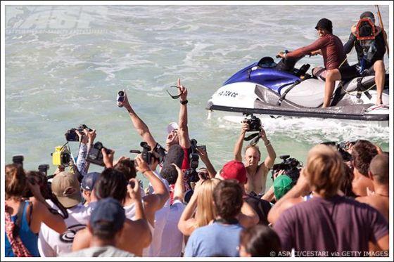 Mick Fanning Champion du Monde de Surf 2009 !