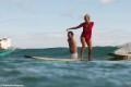 La Surfeuse Bethany Hamilton rencontre Nick Vujicic !