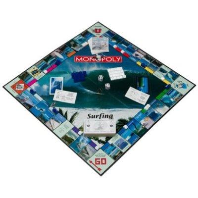 Jeu de Société Collector  le Surfing Monopoly