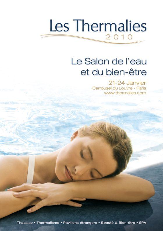 Thermalies 2010 : le Salon de l'Eau et du Bien-être
