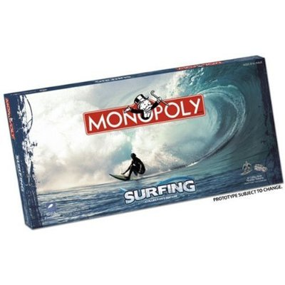 Jeu de Société : le Monopoly Surfing Edition