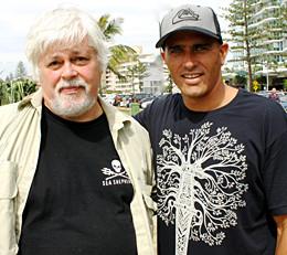 Cinéma :le Fondateur de Sea Shepherd parle du Film Océans