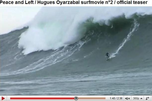 Nouveau Film de Surf : Peace and Left