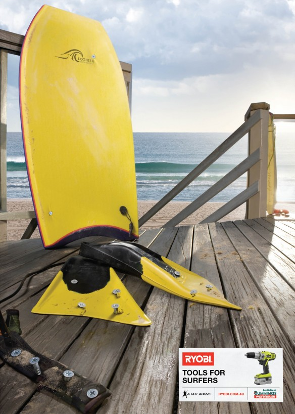 ryobi bodyboard