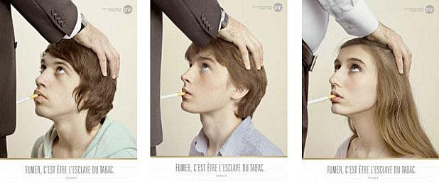 Nouvelle Campagne Choc contre le Tabac par DNF