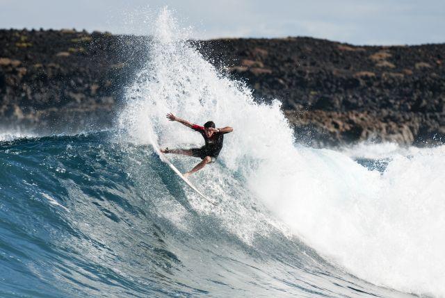 Surf : le grand retour de Jeremy Flores !