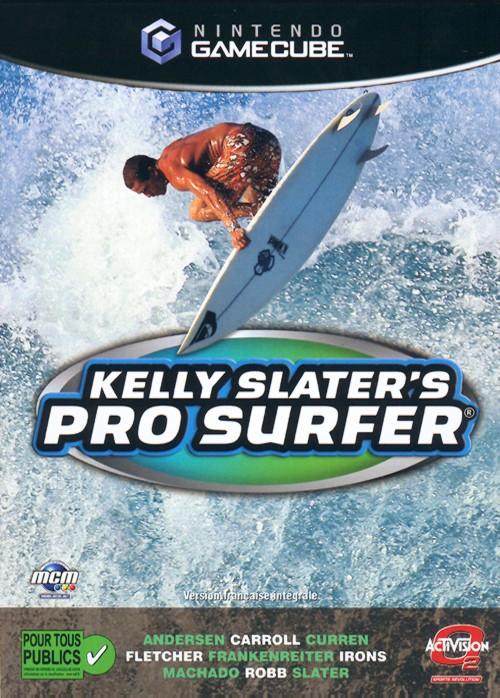 Kelly Slater Pro Surfer le meilleur jeu video de surf de chez Activision