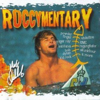 Roccymentary : CD avec les chansons preferees du surfer Mark Occhilupo