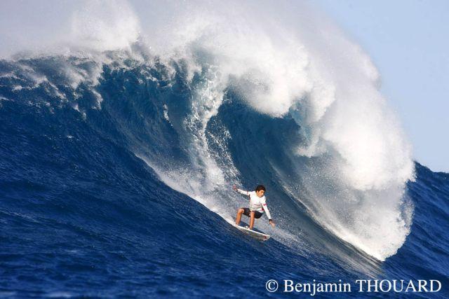 Michel Larronde : éleveur de champion de surf !
