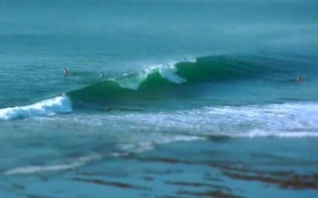 Vidéos insolites : Films de Surf en Tilt Shift
