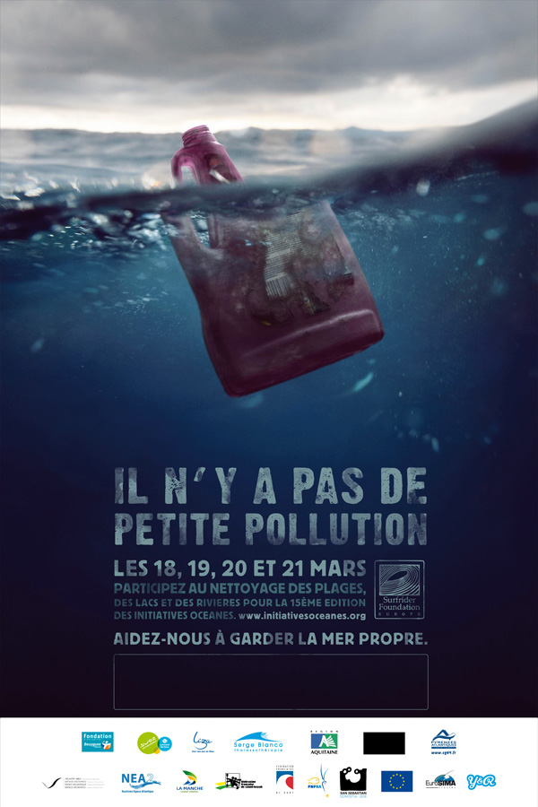 Affiche Initiatives Oceanes 2010