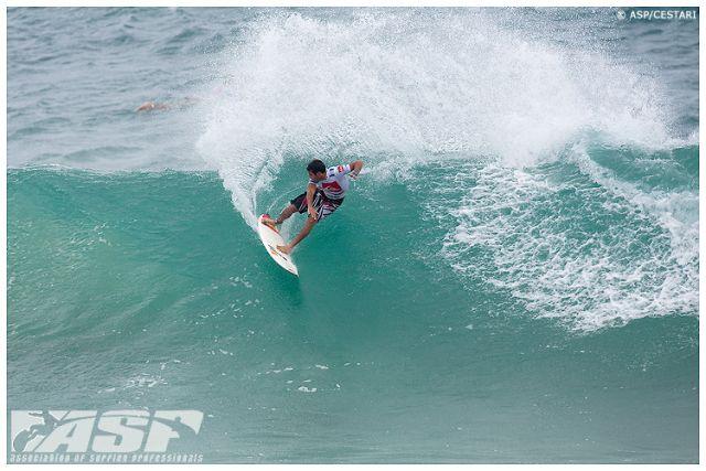 Quik Pro Gold Coast 2010 : Jeremy Flores s'est-il fait arnaquer ?