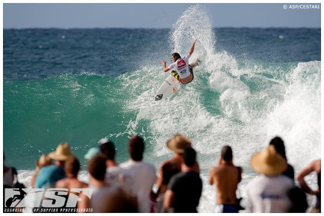 Quik Pro Gold Coast : Dane Reynolds contre Jordy Smith