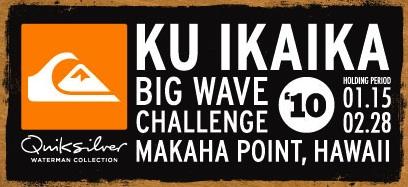 Ku Ikaika Big Wave Challenge SUP Stand Up Paddle Surf Makaha Hawaii