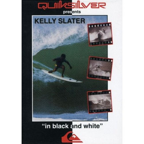 Surf Video : Kelly Slater in Black and White