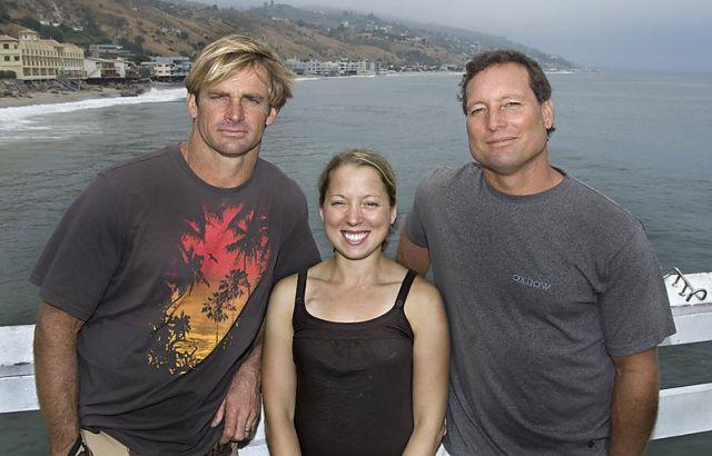 Emily Haager: le surf avait changé sa vie