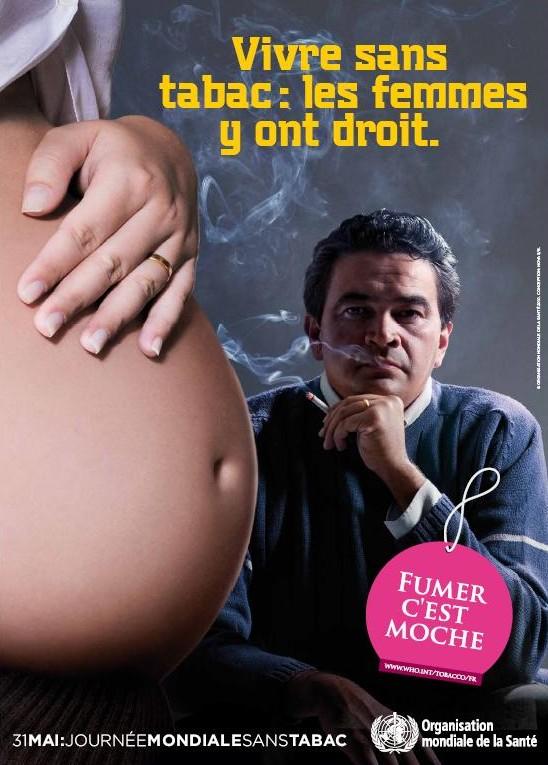 Les Femmes, le Tabac et les Risques pour leur santé