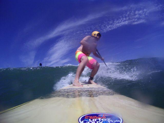 Surf : quand le Stand-Up Paddle change la vie !