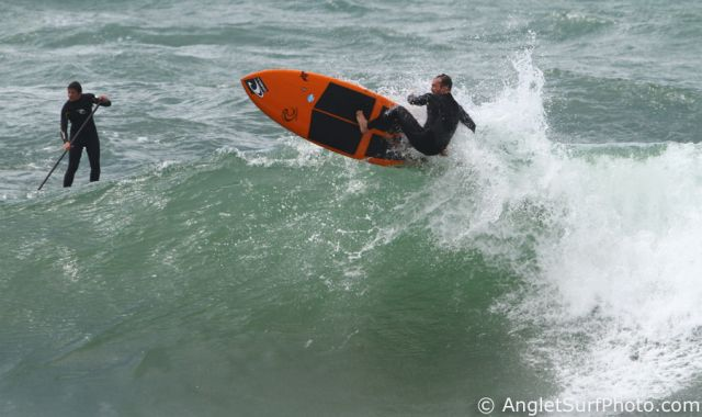 Expression Session Stand Up Paddle à Anglet : Show Time !
