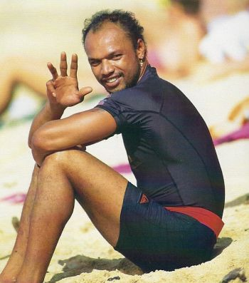 Disparition du surfeur Marvin Foster (1962-2010)
