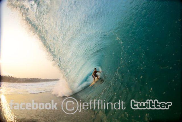 Le surfeur Noel Robinson perd la vie à Puerto Escondido