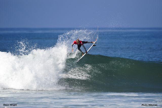 Compétition : du surf de très haut niveau à Lower Trestles