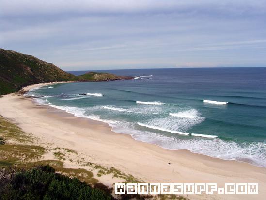 Attaque de Requin sur surfeur en Australie de l'Ouest