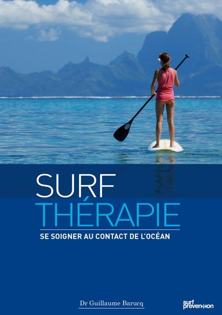 Surf Thérapie : lancement du livre cette semaine !