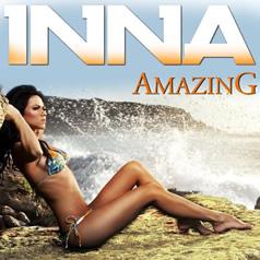 Inna se met au surf dans son nouveau clip Amazing