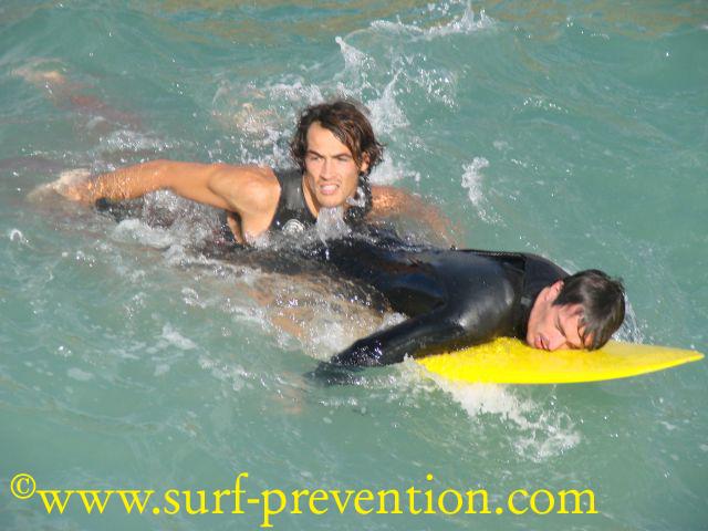 Sauvetage : les surfeurs, ces héros…