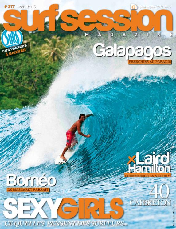 Surf Thérapie dans le nouveau Surf Session